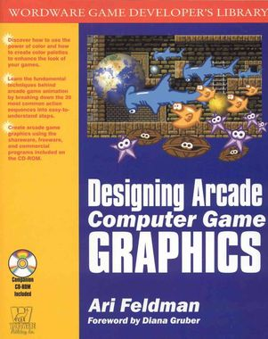 Designing Computer Arcade Game Graphics Cover